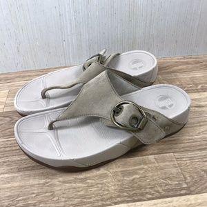 fitflop 125-116 sandle flip flop Shoes Womens 9